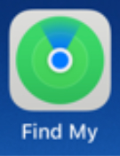 Find Friends iOS app icon